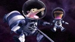 Cosmic Scrat-tastrophe : Scrat (et son gland) dans l'espace !