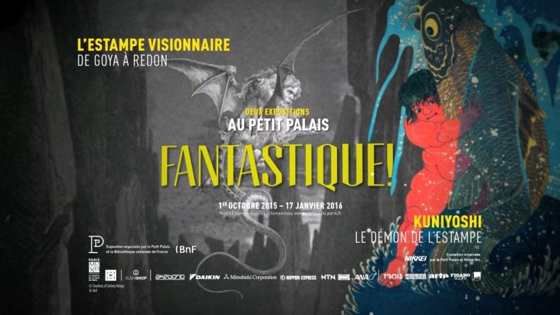 Expo Fantastique ! au Petit Palais : de Kuniyoshi à Goya et Redon