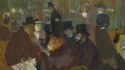 Splendeurs et misères : la prostitution au Musée d'Orsay