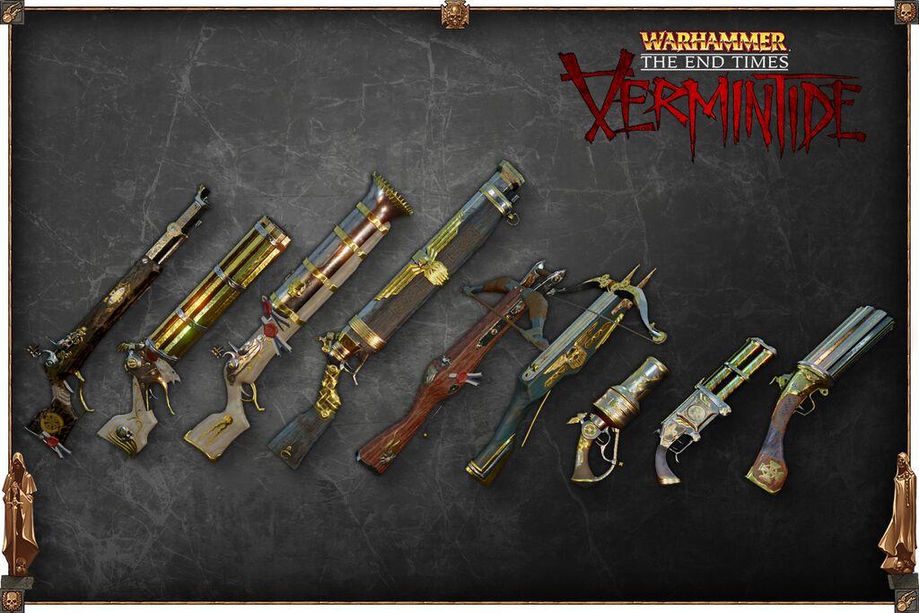 Vermintide DLC arme 3