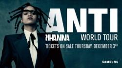 Rihanna et le tour du monde en 60 jours