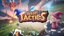 Heroes Tactics: Mythiventures est disponible sur Mobile