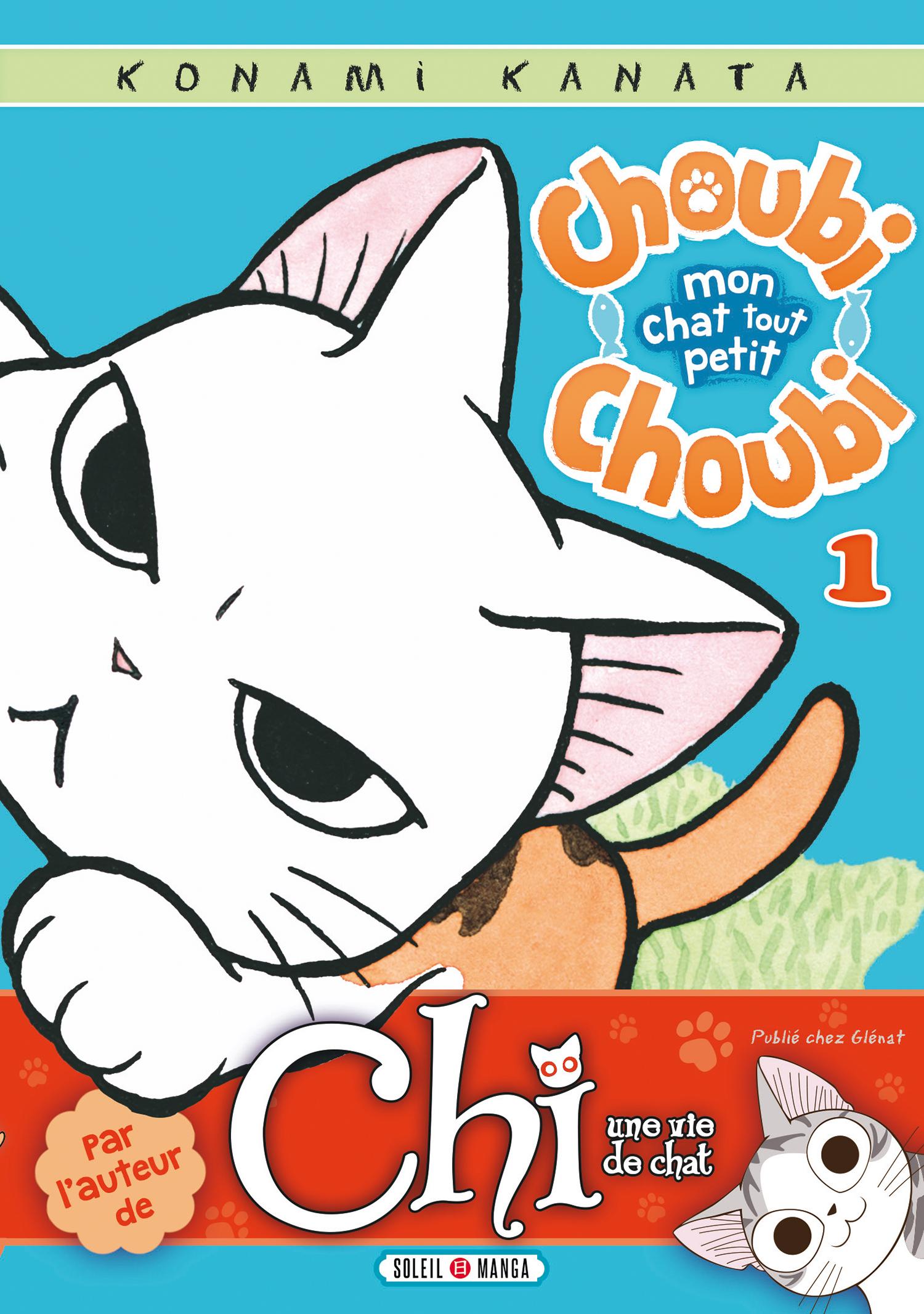 choubi-choubi-mon-chat-tout-petit-manga-volume-1-simple-237387