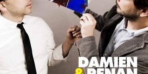 Damien et Renan Luce, scène commune pour Bobines !
