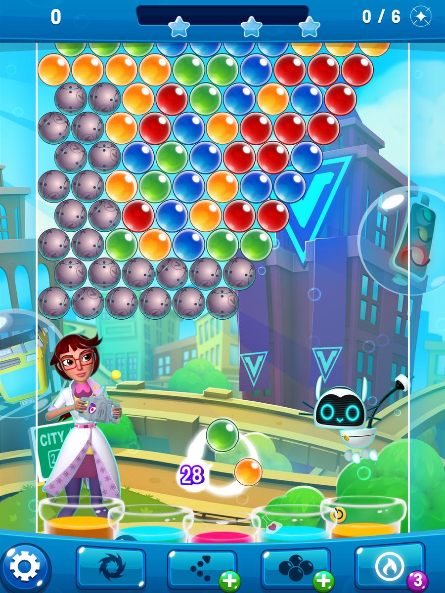 Bubble Genius 03