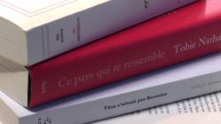 Le Prix Goncourt 2015 reçu par Mathias Enard
