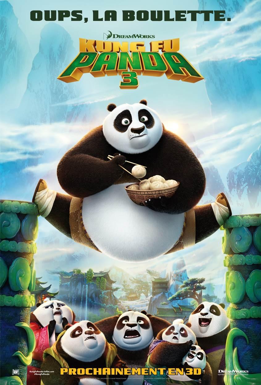 kung fu panda 3 bande-annonce