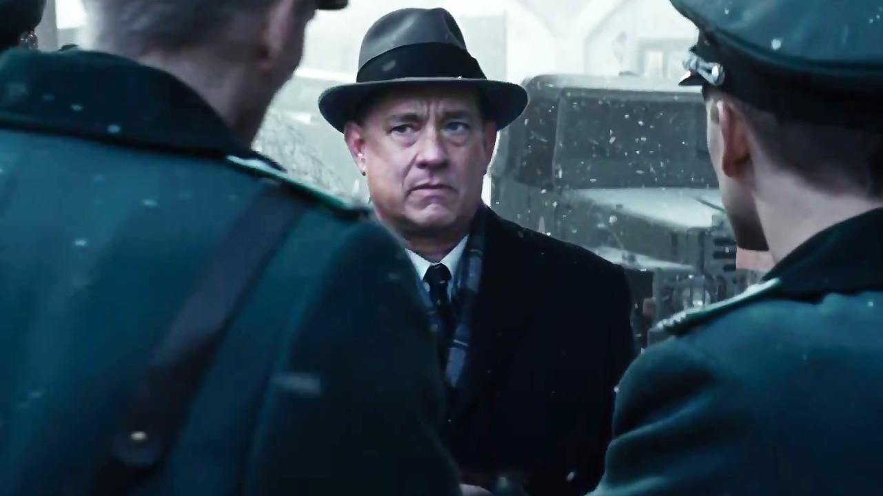 Tom Hanks dans le rôle de James Donovan