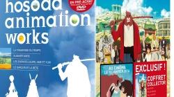 Le coffret special Mamoru Hosoda en décembre chez Kazé !