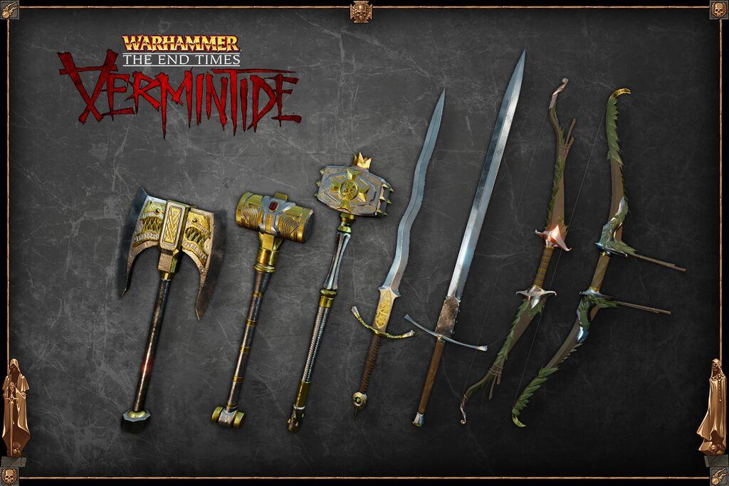 vermintide DLC arme 2
