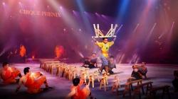 """""""Le Petit Dragon"""" au Cirque Phénix jusqu'au 10 Janvier et en tournée !"""