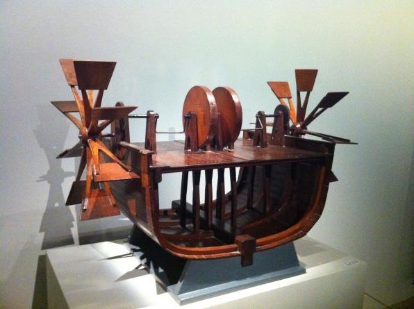 Le génie de Léonard de Vinci à la Pinacothèque