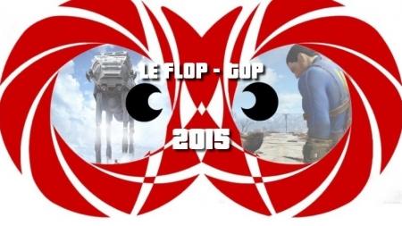 Le Top Flop 2015 des jeux vidéo !