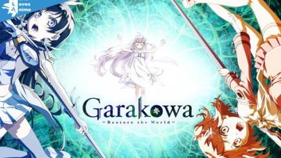 Garakowa au Grand Rex de Paris le 15 janvier !