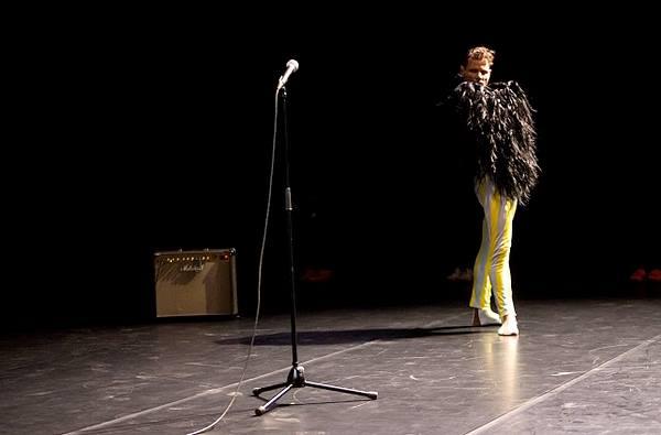 spectacle danse Lionel Hoche