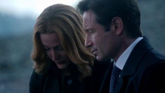 Mulder et Scully