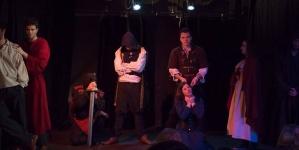Les aventuriers de l'improvisation à la Comédie Saint-Michel