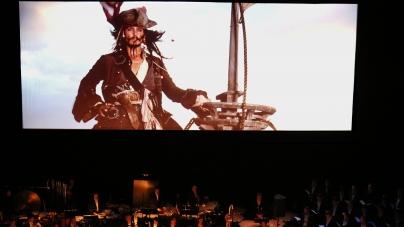 [Report] Pirates des Caraïbes, un premier ciné-concert exaltant !