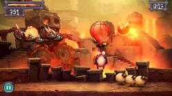Fire Fu, le jeu arcade intense, arrive en Février !