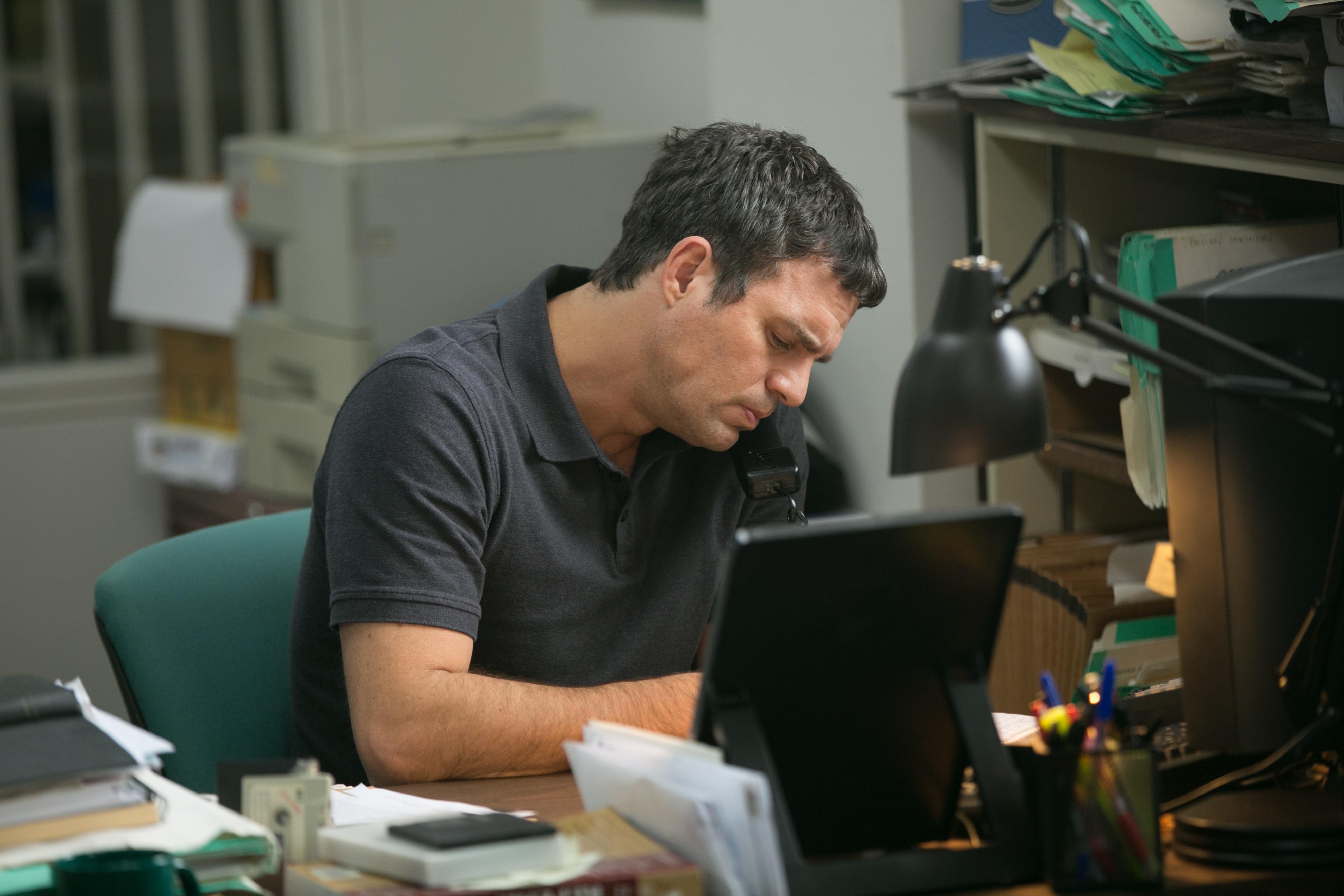 Mark Ruffalo dans le Film Spotlight