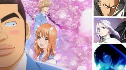 Les meilleurs anime de 2015 selon la rédac' !