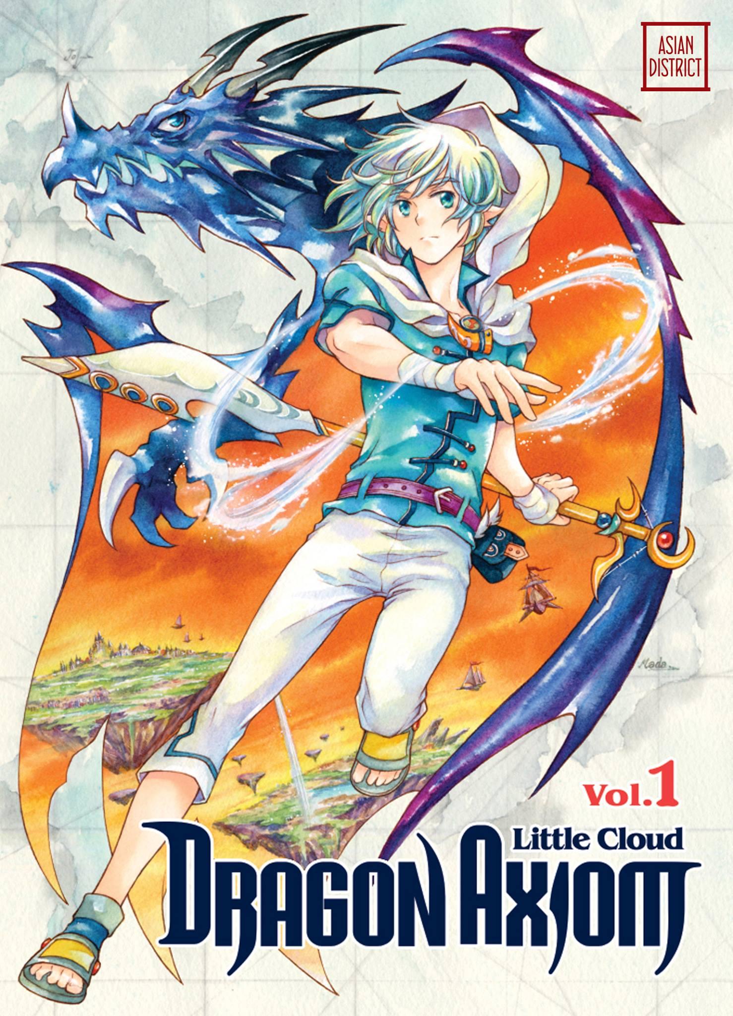 dragon axiont