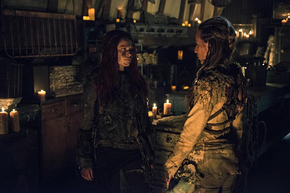 Clarke et Niylah