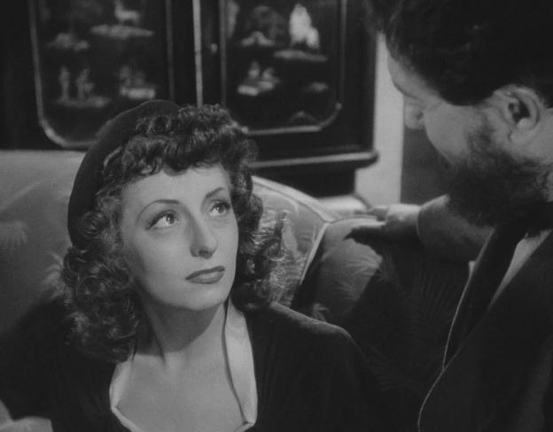Viviane Romance dans Panique (1946) de Julien Duvivier © 2015 TF1 Droits Audiovisuels