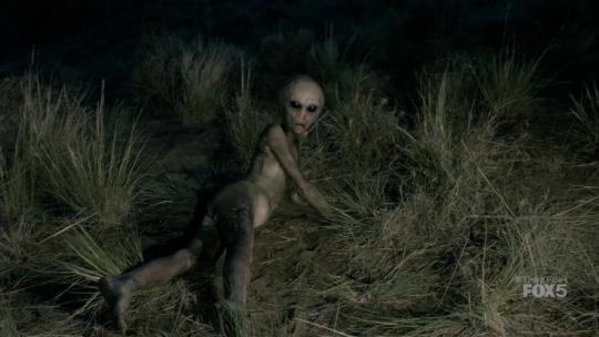 xfiles revival alien