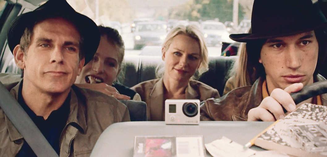 Ben Stiller, Adam Driver et Naomi Watts