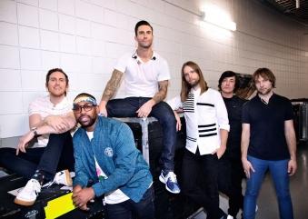 Maroon 5 en concert à Nice !
