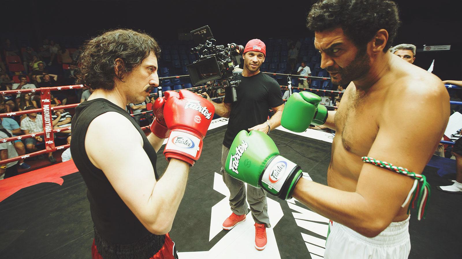 Pattaya Boxe