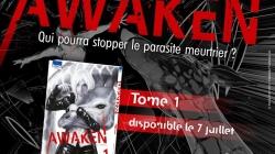 Parasite contre Éveillé dans Awaken  !