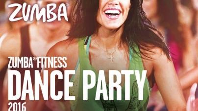 Découvrez ZUMBA® FITNESS, DANCE PARTY 2016 : La compilation officielle !