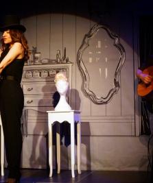 Montand… Edith, Marilyn et Simone au Théâtre du Marais