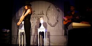 Montand… Edith, Marilyn et Simone à l'Artebar Théâtre (Avignon)