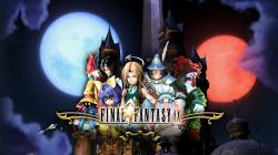 Final Fantasy IX disponible sur mobile