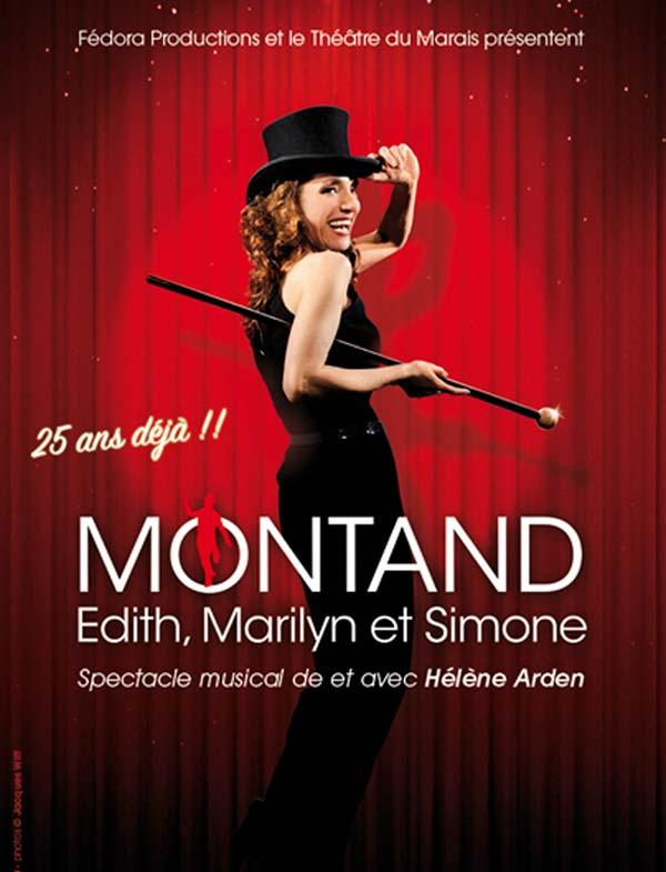 Montand.....Edith, Marilyn et Simone