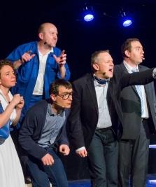 Piccolo: du théâtre musical aux Déchargeurs
