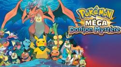 Pokémon Méga Donjon Mystère bientôt disponible