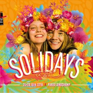 Solidays 2016 : Love, Summer… et musique bien sûr !