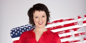 Anne Roumanoff actuellement en tournée aux Etats-Unis !