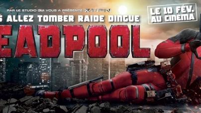 3 raisons d'aller voir Deadpool pour la Saint-Valentin