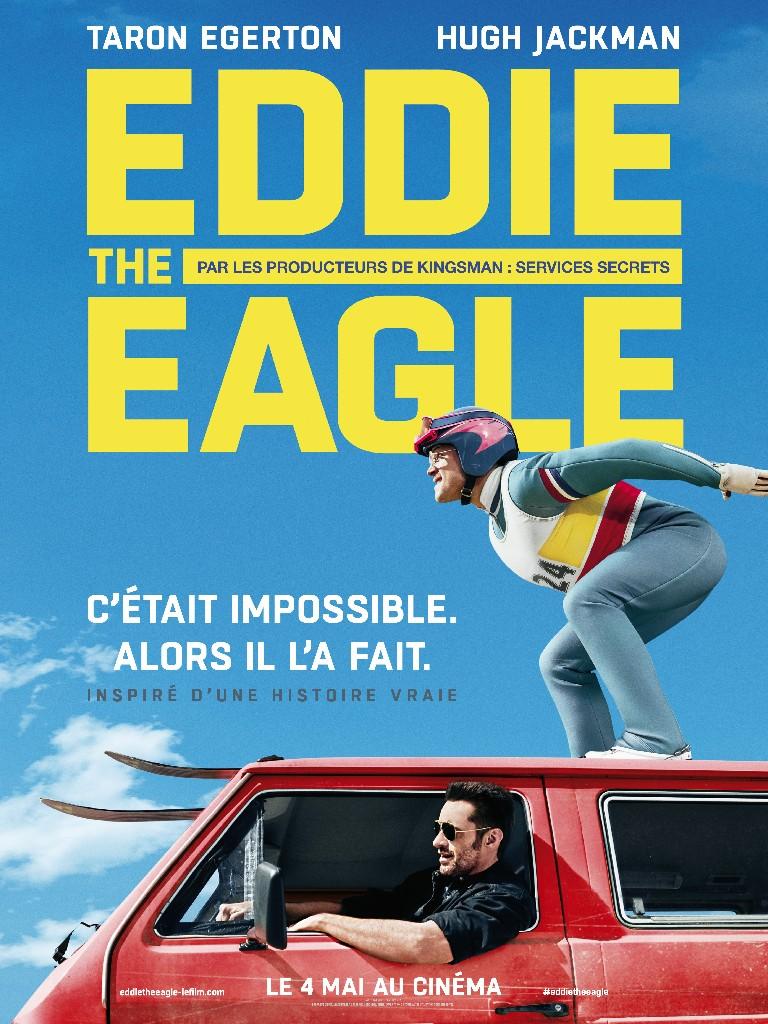eddie the eagle interview