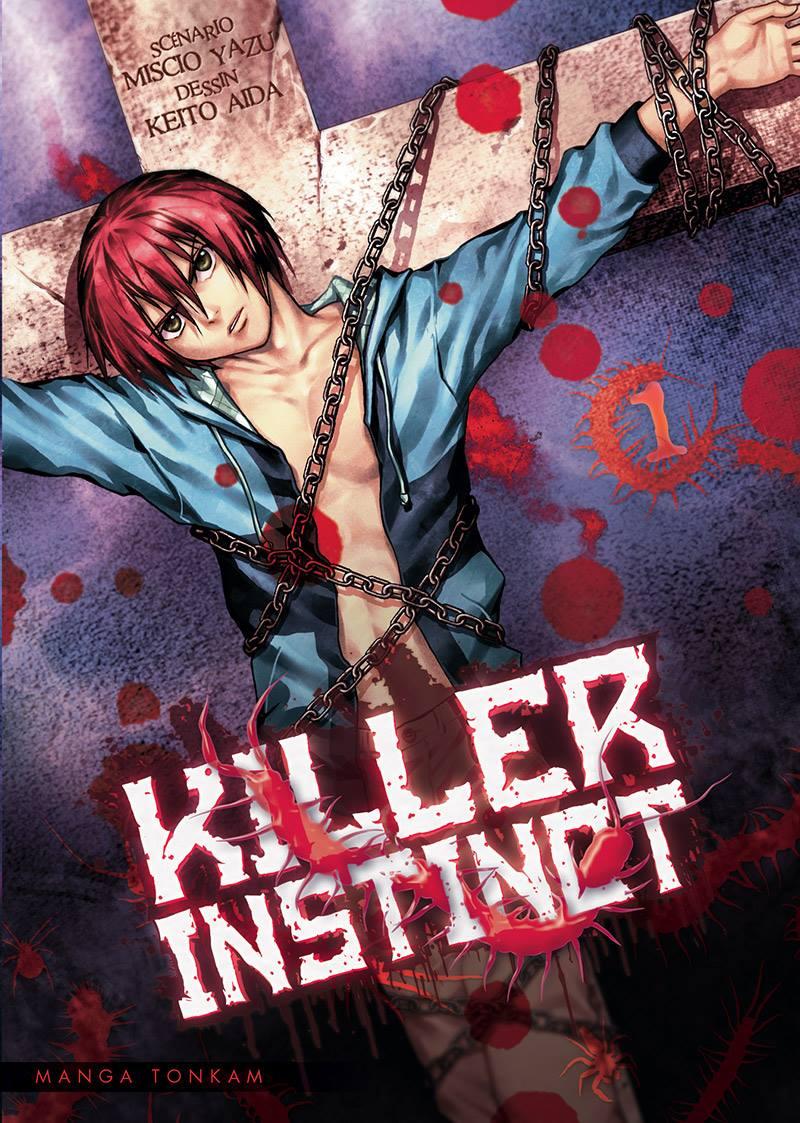 killer tome 1