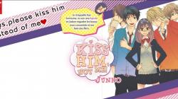 Kiss him not me ! notre avis après le premier tome