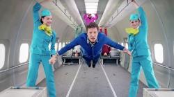 OK Go et leur nouveau clip déjanté Upside Down & Inside Out !