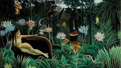 Le Douanier Rousseau « L'innocence archaïque » jusqu'au 17 juillet 2016 au Musée d'Orsay