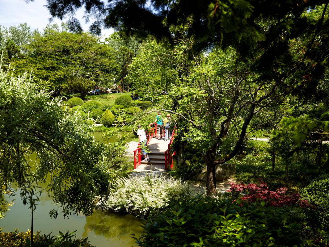Jardin Compans