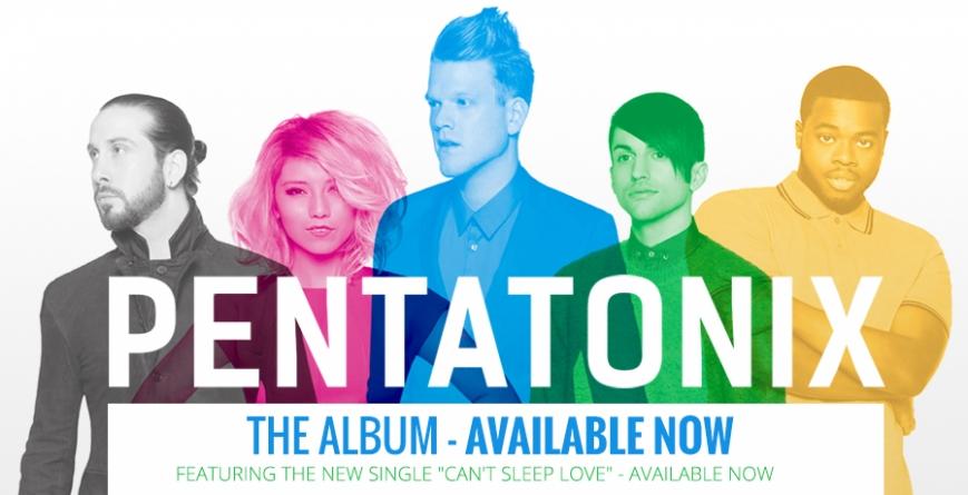 Les Pentatonix annoncent une nouvelle tournée 2016